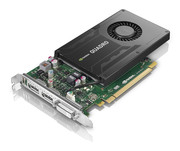 Видеокарта 4Gb NVIDIA Quadro K2200 Graphics